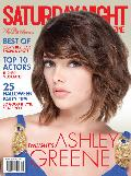 Ashley Greene para Saturday Night Magazine