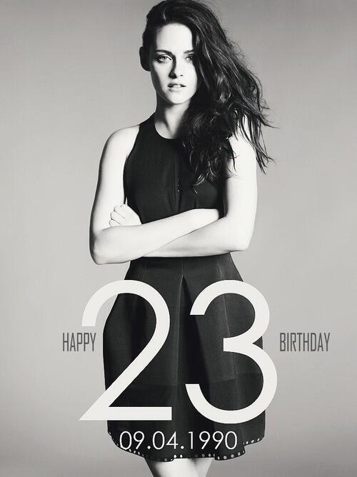 ¡Happy Birthday Kristen!