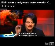 Access  Hollywood Habla Con Kristen Stewart!
