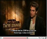 Entrevista a Robert Pattinson Con Movie Guy!