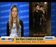 New Moon Soundtrack Update: Muse, Radiohead and Fan Music