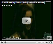 Post Breaking Dawn - Halo [Jacob/Renesmee]